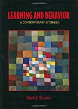 Learning and Behavior A Contemporary Synthesis