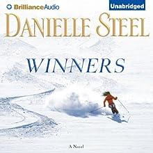 Winners: A Novel Audiobook by Danielle Steel Narrated by Dan John Miller