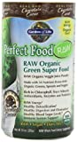 Garden of Life Perfect Food Raw Organic Green Super Food, Chocolate, 285 Gram