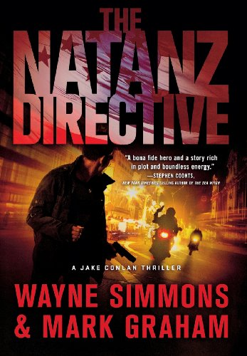 The Natanz Directive: A Jake Conlan Thriller