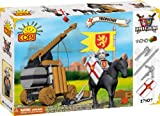 Cobi Knights Trebuchet Building Blocks