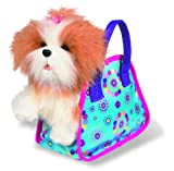 FurReal Tea Cup Pups on the Go - Lhasa Apso