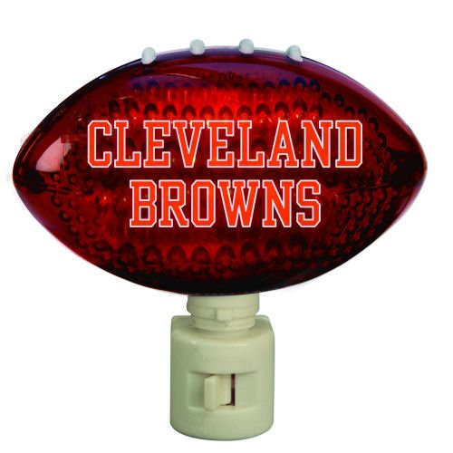 Lighting Cleveland: Browns Night Light, Cleveland Browns Night Light, Browns