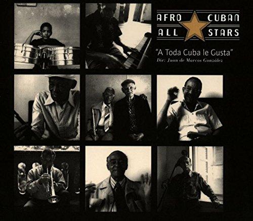 CD : Afro Cuban All Stars - Toda Cuba Le Gusta (CD)