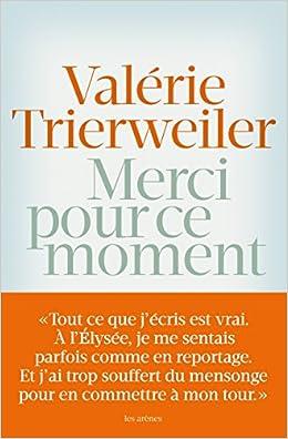 51YFxim50DL. SX258 BO1,204,203,200  Telecharge Valérie Trierweiler: Merci pour ce moment (2014) PDF