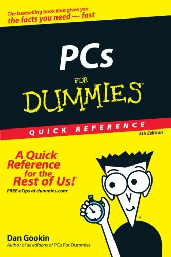 PCs For Dummies Quick Reference PDF