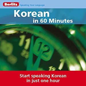 Korean...In 60 Minutes | [Berlitz]