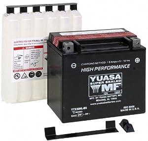 Yuasa YUAM620BH YTX20HL-BS Battery by Yuasa