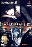 Fatal Frame III: The Tormented - PlayStation 2