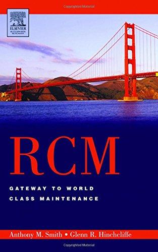 Rcm-Gateway to World Class Maintenance