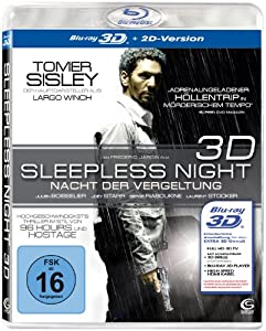 Sleepless Night - Nacht der Vergeltung [3D Blu-ray + 2D Version]