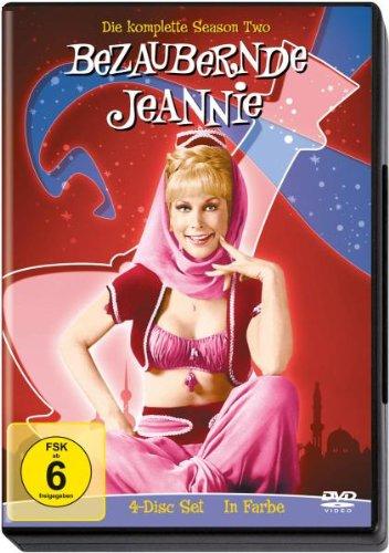 Bezaubernde Jeannie - Die komplette Season Two [4 DVDs]