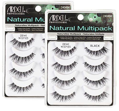 1e86b7adb2a Ardell Multipack Demi Wispies Fake Eyelashes (Pack of 2) | Preen.Me