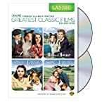 TCM Greatest Classic Legends Collection: Lassie DVD Set