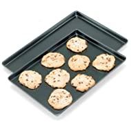 Norpro Nonstick Cookie Sheet 15- Inch By 10-Inch