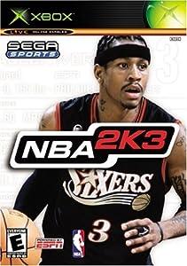 NBA 2K3 (Xbox) by Sega