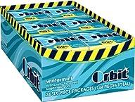 Orbit Wintermint Sugarfree Gum, (Pack…