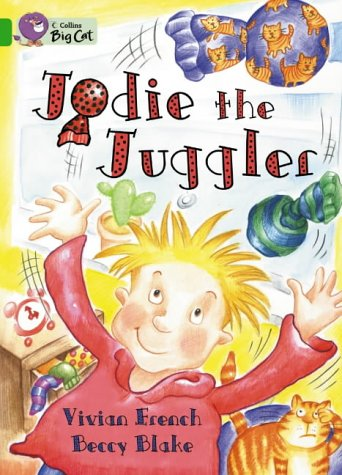 Jodie the Juggler (Collins Big Cat) PDF