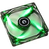 BitFenix Spectre LED PWM grün - Gehäuselüfter - 120 mm, BFF-BLF-P12025G-RP