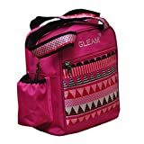 #2: Gleam Pink Premium Lunch Bag
