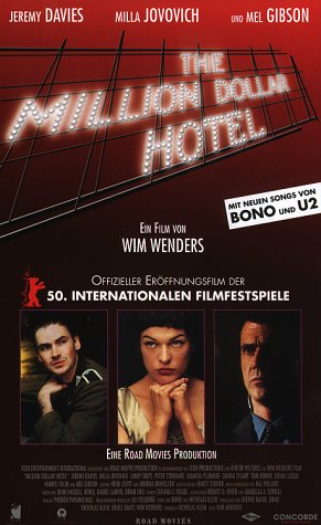 The Million Dollar Hotel [VHS]