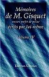 echange, troc Henri-Joseph Gisquet - Mémoires de M. Gisquet, ancien préfet de police, écrits par lui-même