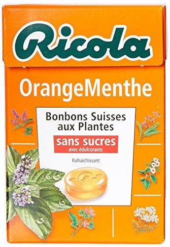 ricola-bonbons-suisses-aux-plantes-saveur-orange-menthe-la-boite-de-50-g-lot-de-5