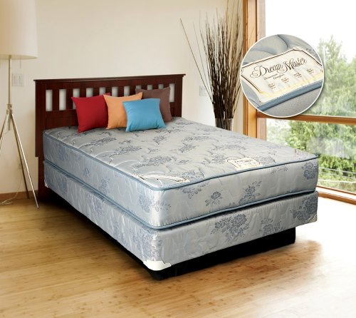 Comfort Dream Master Twin Size Mattress And Box Spring Bestseller Dreamfoam Bedding 12 In 1