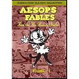 Aesop's Fables from the Van Beuren Studio, Volume 1 ~ Harry Bailey, Mannie...
