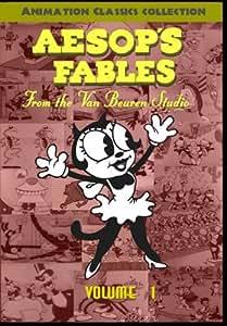 Aesop's Fables from the Van Beuren Studio, Volume 1