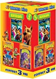 echange, troc Coffret Scoubidou 3 VHS : Scooby-Doo, Le Film / Scoubidou et les vampires / Les Aventures effrayantes