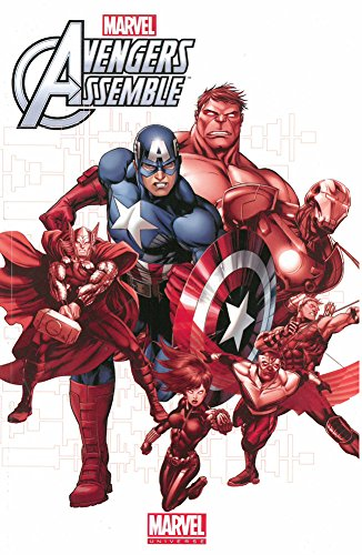 Marvel Universe Avengers Assemble Volume 2 (Marvel Adventures/Marvel Universe)