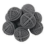 51YGAEGN5CL. SL160  Sunterra 360106 10 Pack Bio Balls for Pond Bio Filters, Grey
