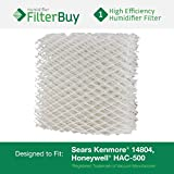 14804 Sears Kenmore Humidifier Wick Filter. Fits Sears Kenmore models 14804, 14103, 14104, 14113, 14114, 14121 and 14122. Designed by AFB in the USA