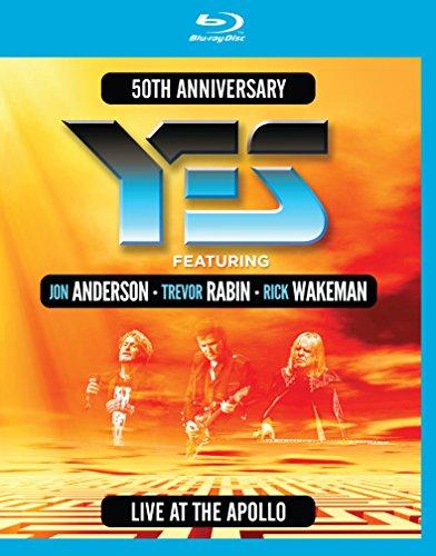 Blu-ray : Yes featuring Anderson, Rabin, Wakeman - Live At The Apollo [Blu-ray] [+Peso($36.00 c/100gr)] (US.AZ.21.98-0-B07DV8WT5Z.387)