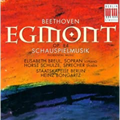 Beethoven, L. Van: Egmont (Bongartz)