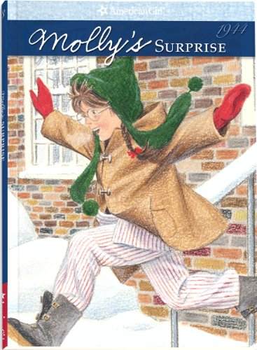 Molly'S Surprise: A Christmas Story, Book Three (The American Girls Collection)