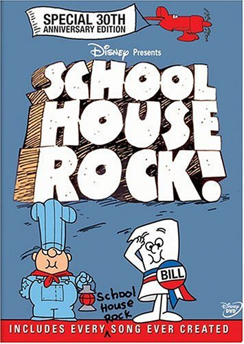 51YGDCZ0MJL. SL500  Schoolhouse Rock! (Special 30th Anniversary Edition)