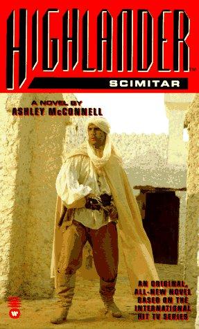 Highlander(TM): Scimitar (Highlander (Warner)), Ashley McConnell