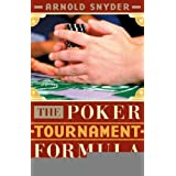 Poker Tournament Formulaby Arnold Snyder