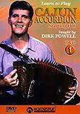 echange, troc Learn To Play Cajun Accordion /Vol.1