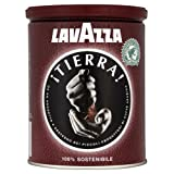Lavazza Tierra Coffee 250 g (Pack of 2)