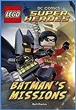 LEGO® DC Comics Super Heroes: Batman's Missions (DK Readers Level 3)
