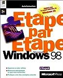 echange, troc Catapult - Microsoft Windows 98, étape par étape