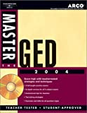 Master the GED 2004 (Academic Test Preparation Series)