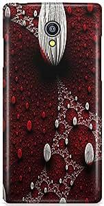 KSC Desgine Hard Back Case Cover For Micromax Canvas Fire 4G Q411