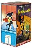 echange, troc Coffret Fantômette 3 VHS : Effaceur / Malédiction / Fantômette tire les ficelles