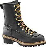 Carolina - Mens - 8 Inch Waterproof Lace to Toe Logger