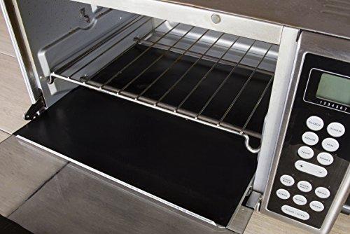 Extra Thick Heavy Duty Toaster Oven Liner - 100% PFOA & BPA Free - FDA ...