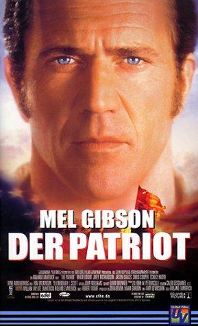 Mel Gibson - Der Patriot [VHS]